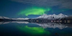 Noorderlicht-IJsland