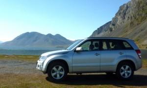 Autohuur IJsland
