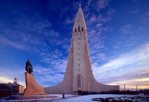 Hallgrímur Pétursson kerk