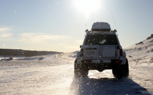 Jeepsafari IJsland