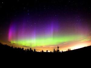 Aurora Borealis oftewel Noorderlicht